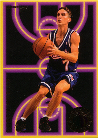 1993-94 Fleer First Year Phenoms #4 Bobby Hurley (X)