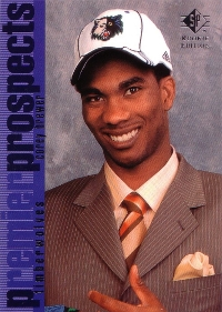 2007-08 SP Rookie Edition #110 RC Corey Brewer 96-97 (X)