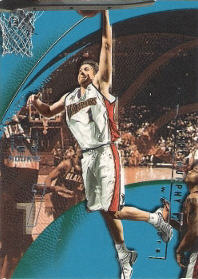2001-02 E-X Essential Credentials Future #111 Troy Murphy RC 02/20