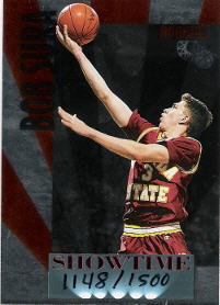 1995 Classic Showtime #S17 1148/1500