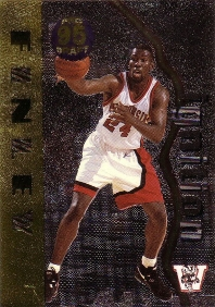 1995 Collect-A-Card Ignition #I3 (X)