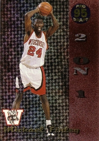 1995 Collect-A-Card 2 on 1 #T4 (X)