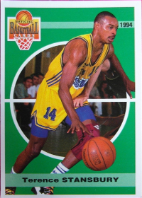 1994 Panini Official Basketball Cards Levallois #68 (X)